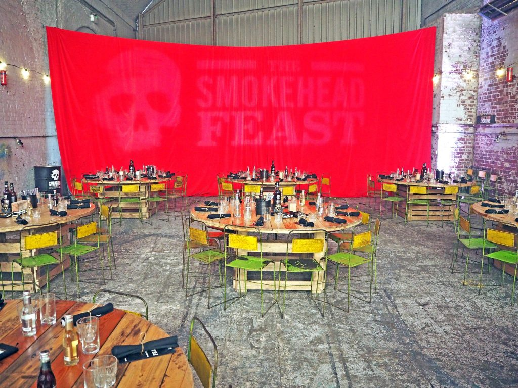 Laura Kate Lucas - Manchester Fashion, Lifestyle, Food and Drink Blogger | Smokehead Feast Whisky Event and Review