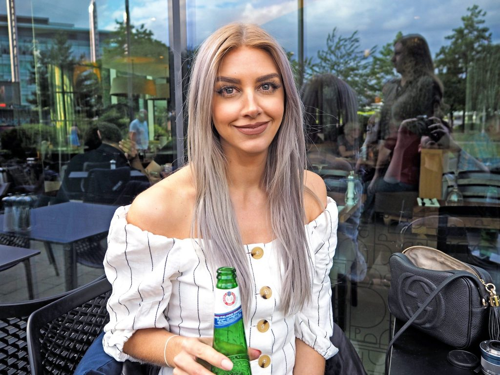 Laura Kate Lucas - Manchester Fashion, Food and Lifestyle Blogger | Peroni X Prezzo - Spirit of Italian Summer Pop Up Bar