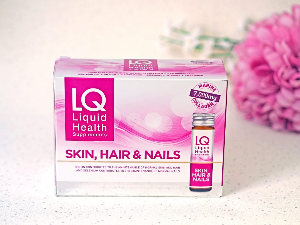 Laura Kate Lucas - Manchester Fashion, Beauty and Travel Blogger | LQ Liquid Health Skin, Hair and Nails Product Review