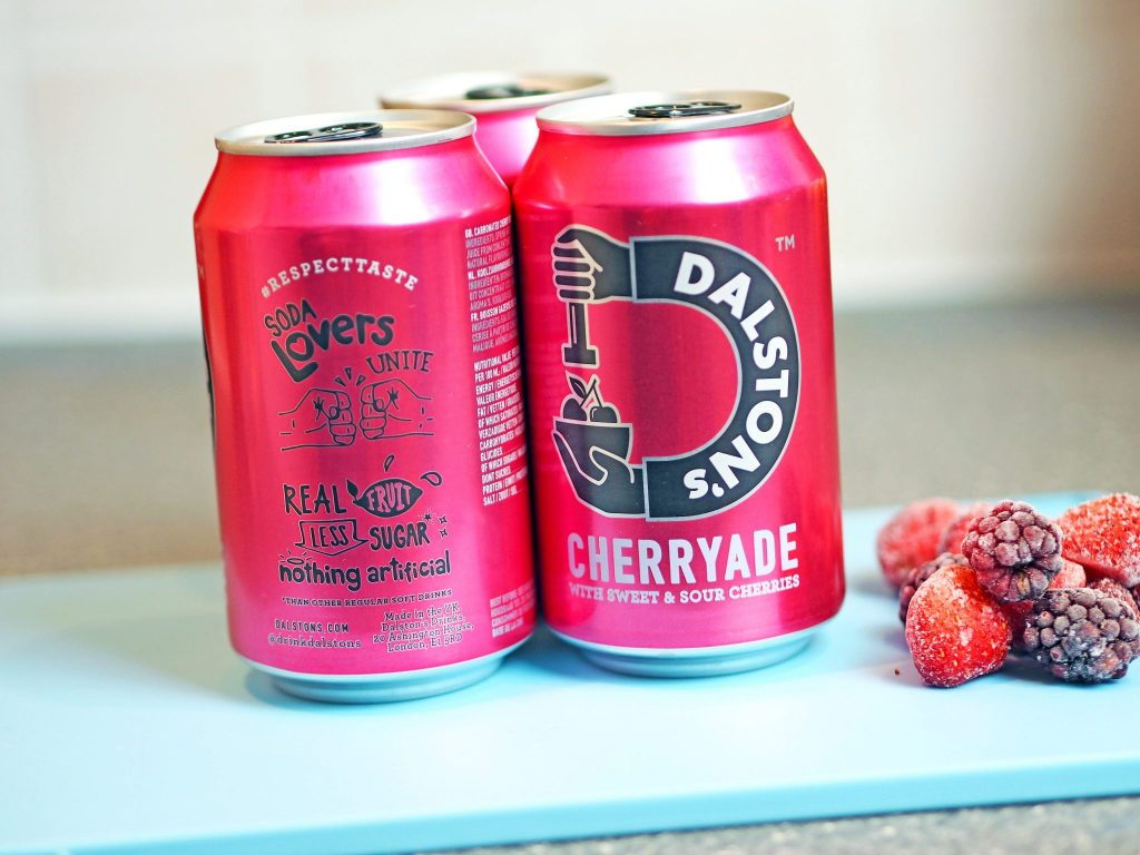 Laura Kate Lucas - Manchester Fashion, Lifestyle and Drinks Blogger | Dalstons Cherryade Review and Float Recipe