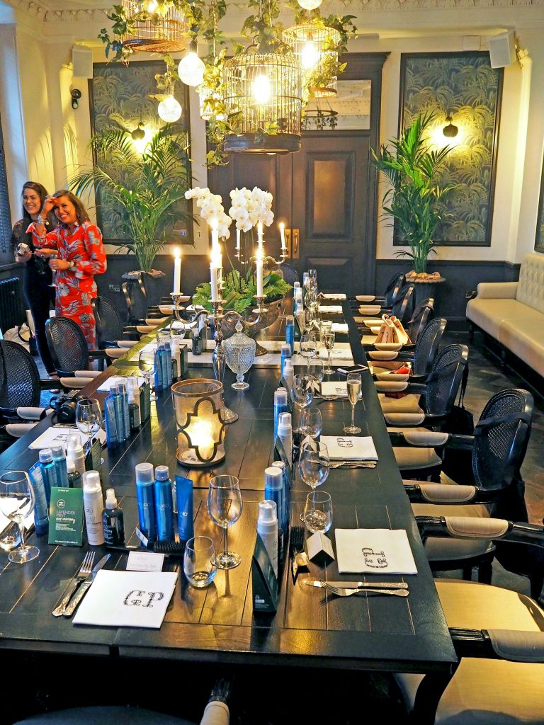 Laura Kate Lucas - Manchester Fashion, Food and Beauty Blogger | Salon Success Dinner Grand Pacific & Product Review