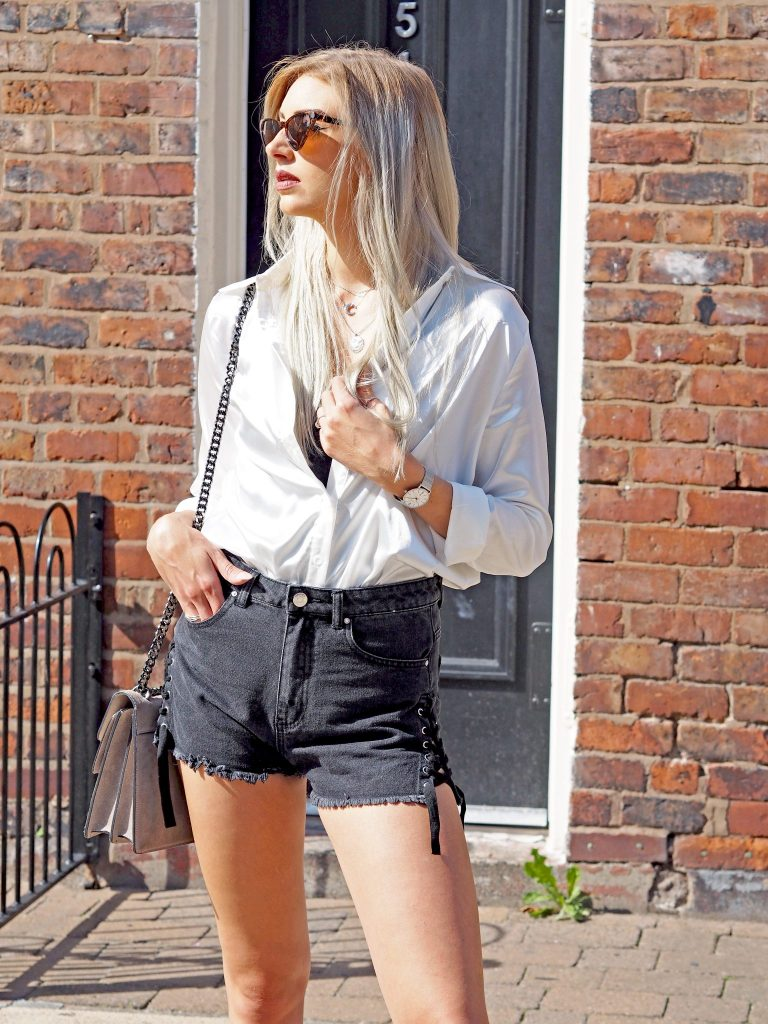 Laura Kate Lucas - Manchester Fashion, Travel and Style Blogger | Adexe Watch - Your Time Is Now Campaign Outfit
