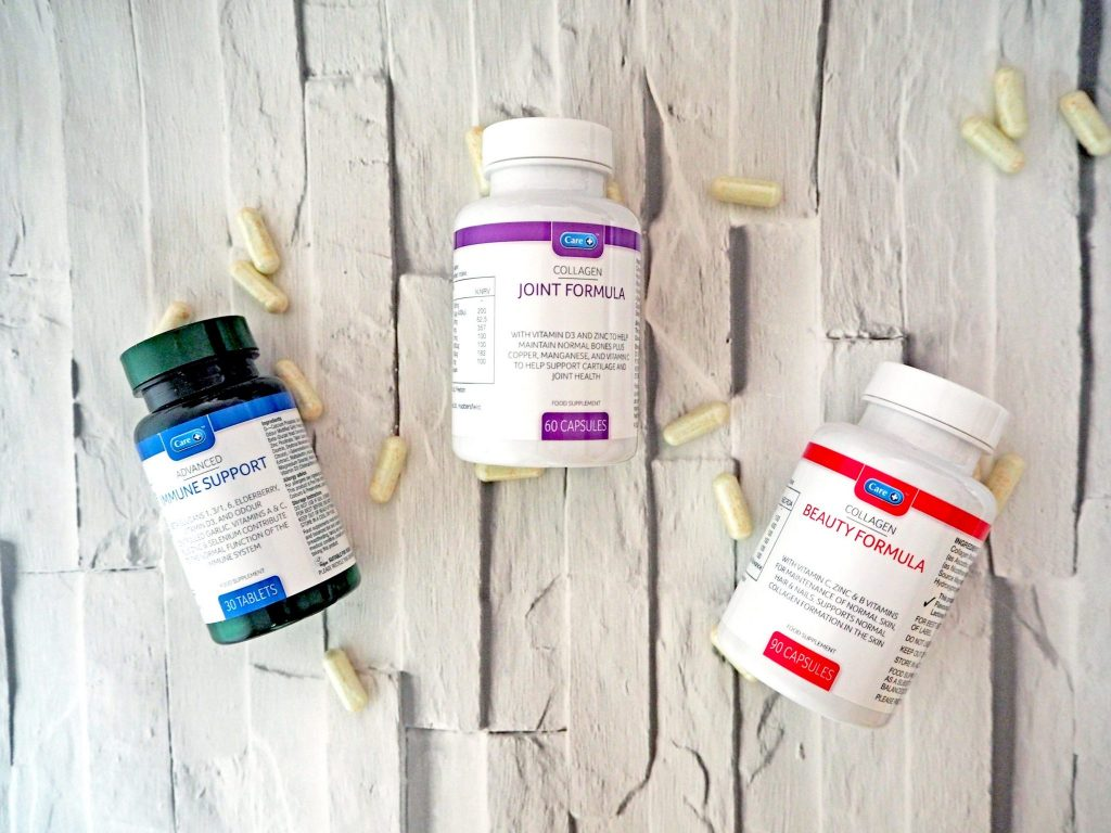 Laura Kate Lucas - Manchester Fashion, Travel and Lifestyle Blogger   Care Supplements Review