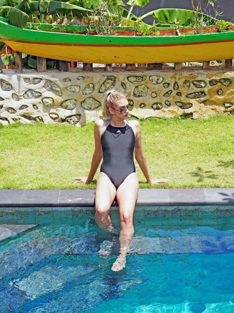 Laura Kate Lucas - Manchester Fashion, Travel, and Lifestyle Blogger | Swimwear365 Review Adidas Swimsuit One Piece