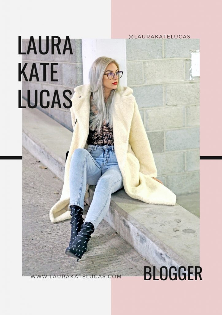 Laura Kate Lucas - Media Kit