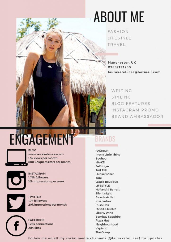 Laura Kate Lucas - Media Kit