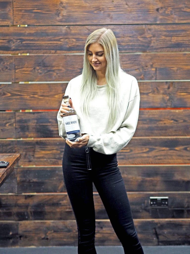 Laura Kate Lucas - Manchester Fashion, Lifestyle and Travel Blogger | Three Rivers Gin Experience Tour Review
