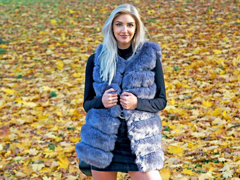Laura Kate Lucas - Manchester Fashion, Lifestyle and Travel Blogger | Cari's Closet Gilet and Over the Knee Boots Winter Outfit Style