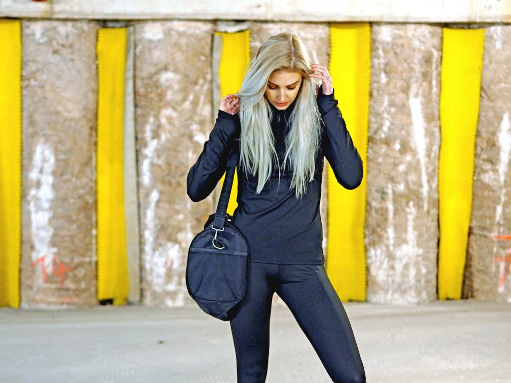 Laura Kate Lucas - Manchester Fashion, Lifestyle and Health Blogger   Pretty Little Thing Activewear Wardrobe