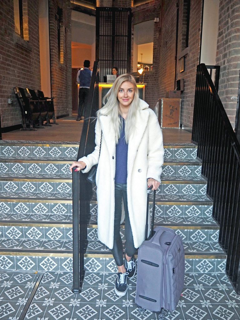 Laura Kate Lucas - Manchester Travel, Fashion and Lifestyle Blogger   Hotel Indigo & Mamucium Restaurant Stay and Review
