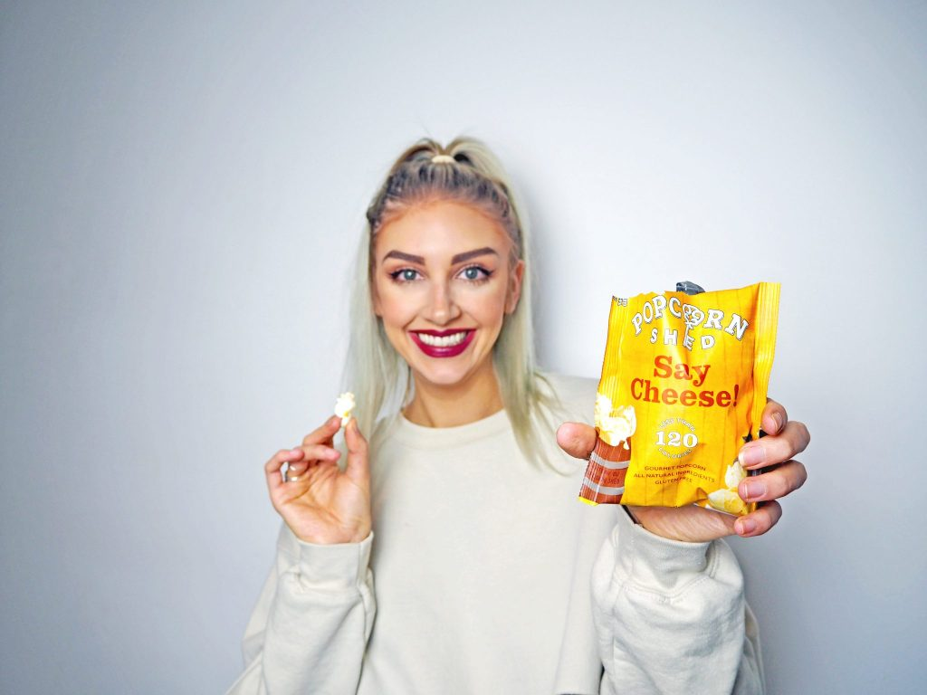 Laura Kate Lucas - Manchester Fashion, Food and Travel Blogger | Popcorn Shed Healthy Snack Review