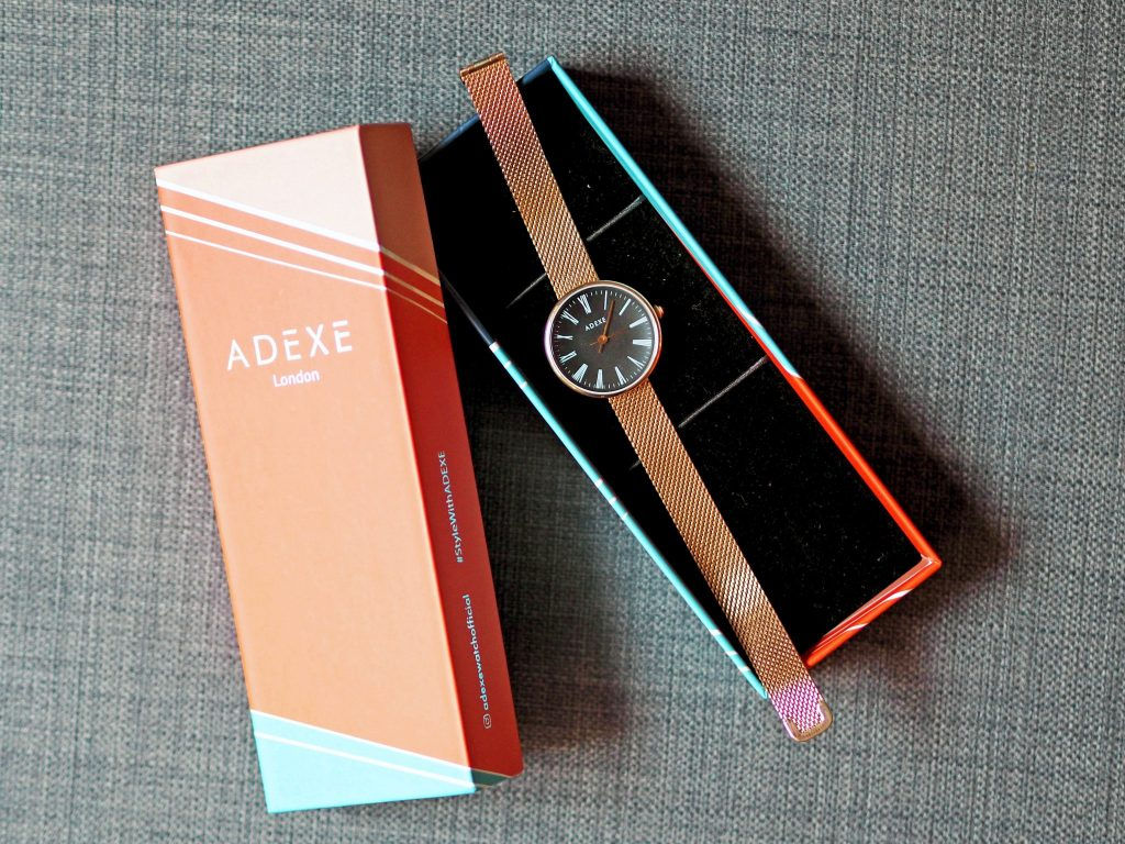 Laura Kate Lucas - Manchester Fashion, Travel and Beauty Blogger | Adexe Mini Sistine Watch