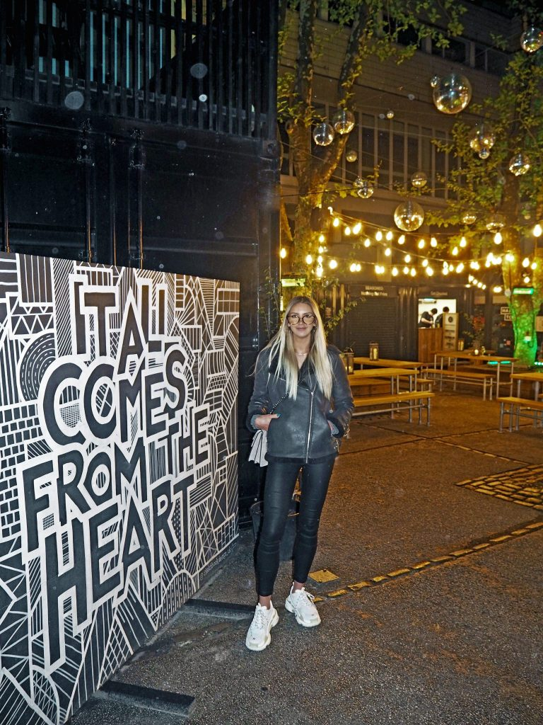 Laura Kate Lucas - Manchester Food, Travel and Fashion Blogger | Hatch Food Market Spring Supper Club