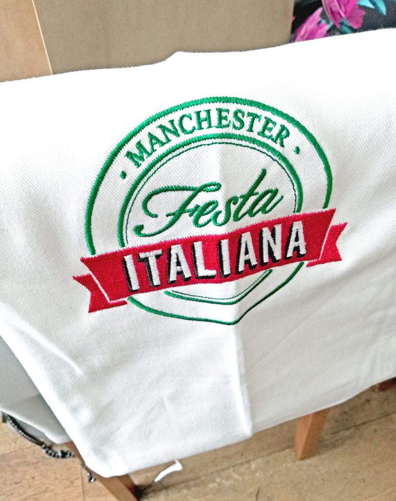 Laura Kate Lucas - Manchester Food, Fashion and Lifestyle Blogger | Festa Italiana