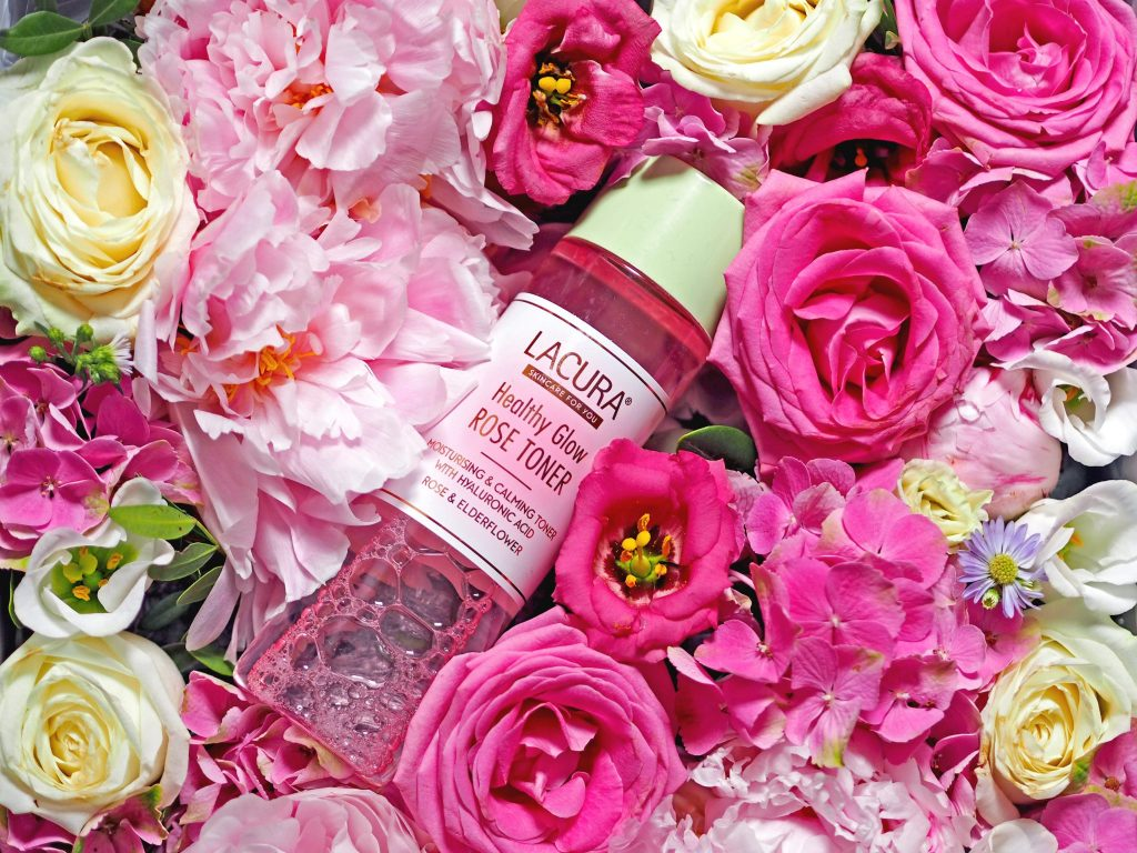 Laura Kate Lucas - Manchester Fashion, Style and Beauty Blogger | Pixi Toner Dupe - Aldi Lacura Rose Toner Review