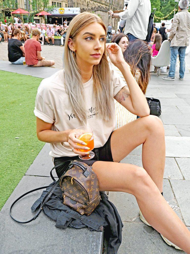 Laura Kate Lucas - Manchester Fashion, Food and Travel Blogger | Festa Italiana