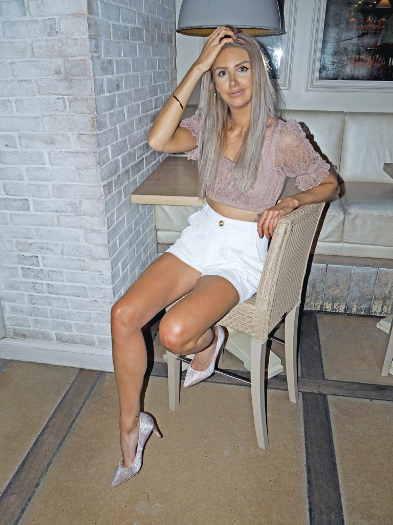 Laura Kate Lucas - Manchester Fashion, Lifestyle and Travel Blogger | Lace and Favour Occasion Shoes