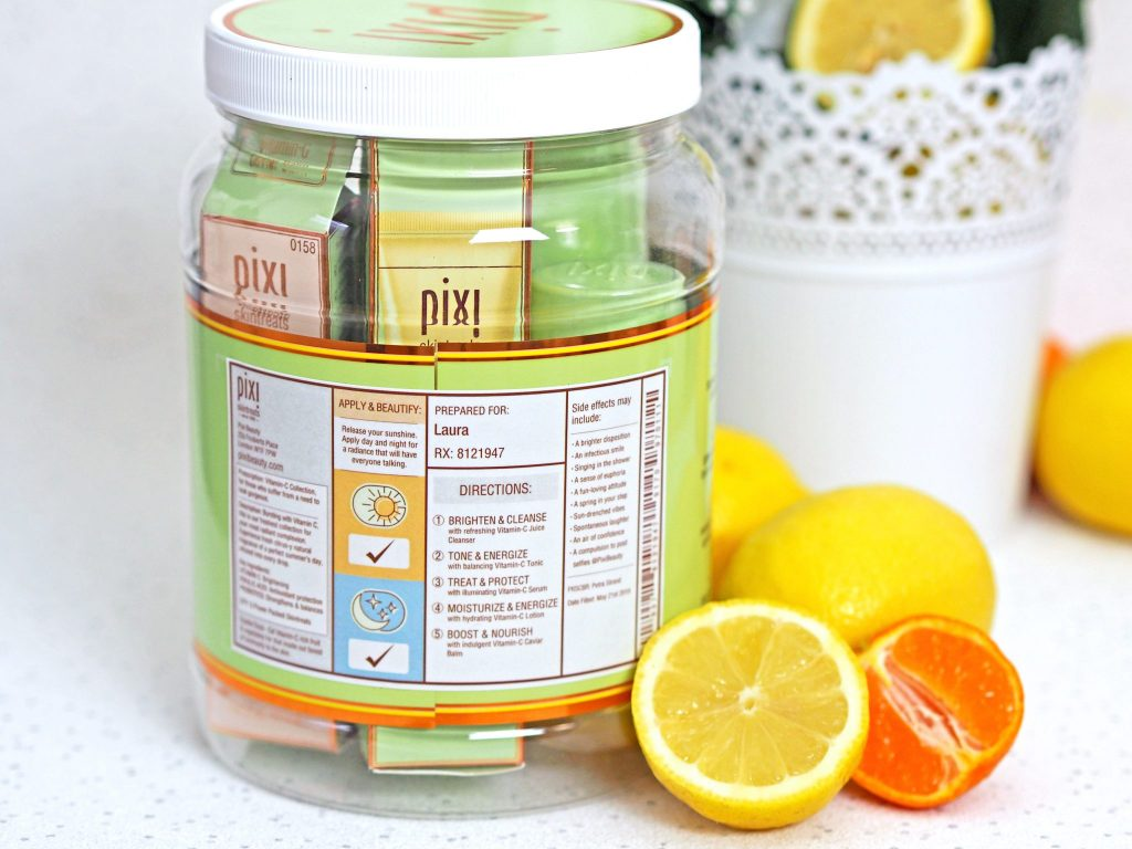 Laura Kate Lucas - Manchester Fashion, Beauty and Lifestyle Blogger   Pixi Vitamin C Review