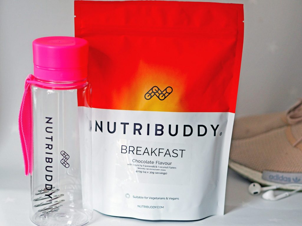 Laura Kate Lucas - Manchester Food, Fashion and Fitness Blogger | Nutribuddy Breakfast Shake Review