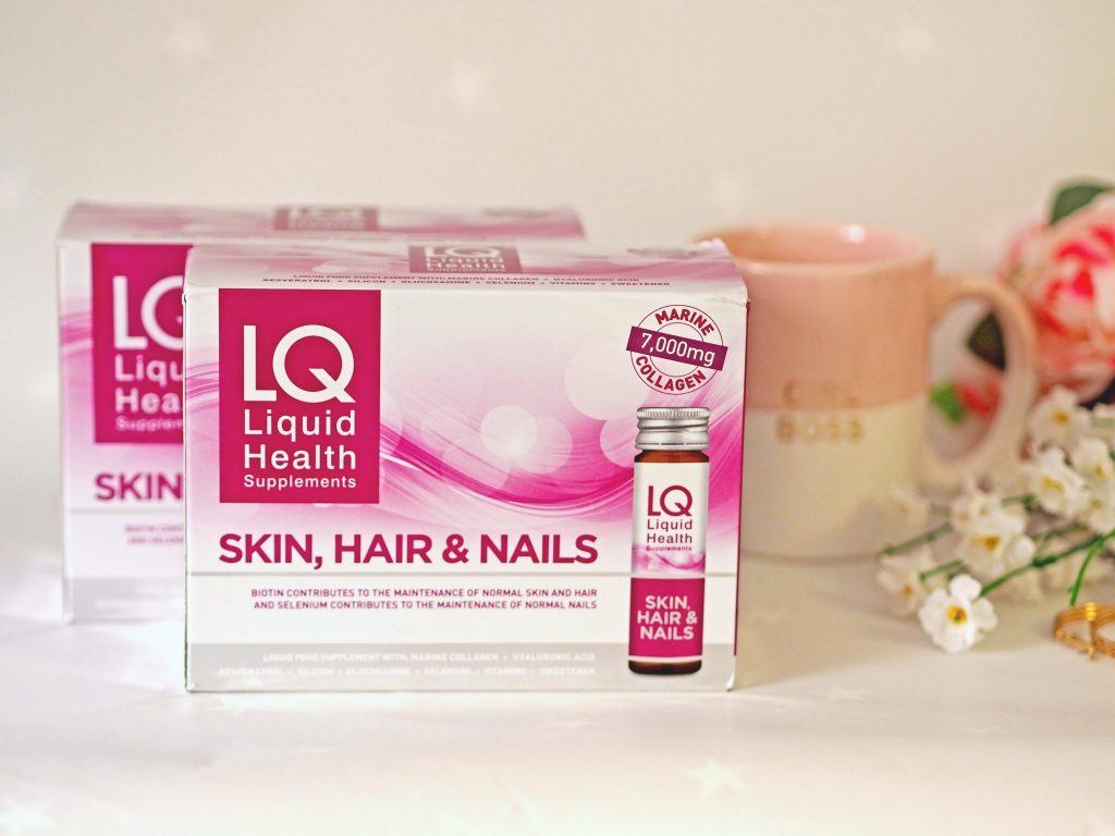 Laura Kate Lucas - Manchester Fashion, Beauty and Lifestyle Blogger | LQ Liquid Health - Skin, Hair and Nails Supplements Review