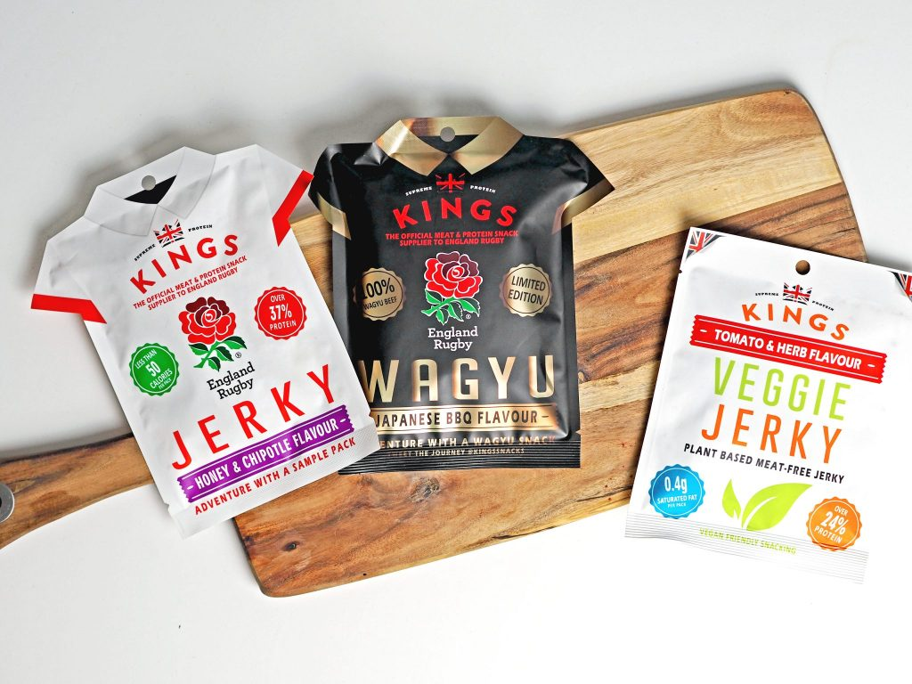 Laura Kate Lucas - Manchester Fashion, Food and Lifestyle Blogger   Kings Veggie Jerky Healthy Snack Review