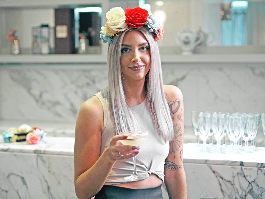 Laura Kate Lucas - Manchester Fashion, Food and Travel Blogger | Mal Maison Day of the Dead Bottomless Brunch