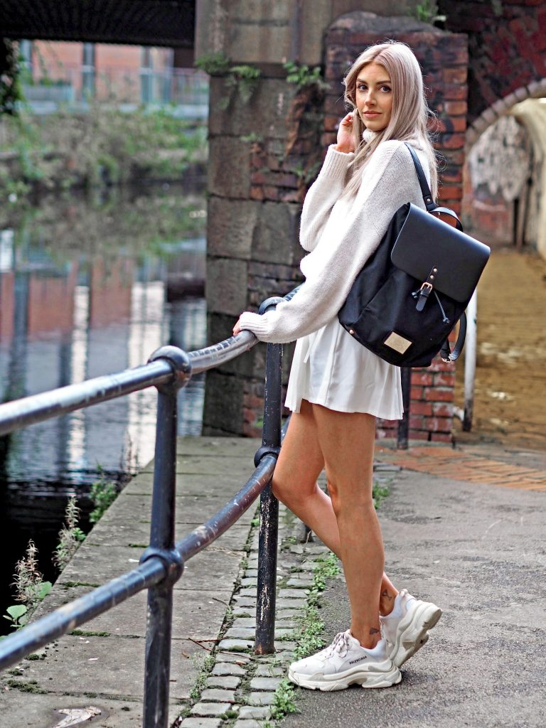 Laura Kate Lucas - Manchester Fashion, Style and Travel Blogger | Gaston Luga Backpack Bag