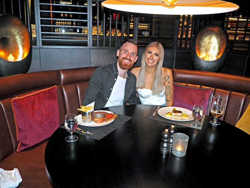 Laura Kate Lucas - Manchester Fashion, Food and Travel Blogger | Dakota Restaurant Review