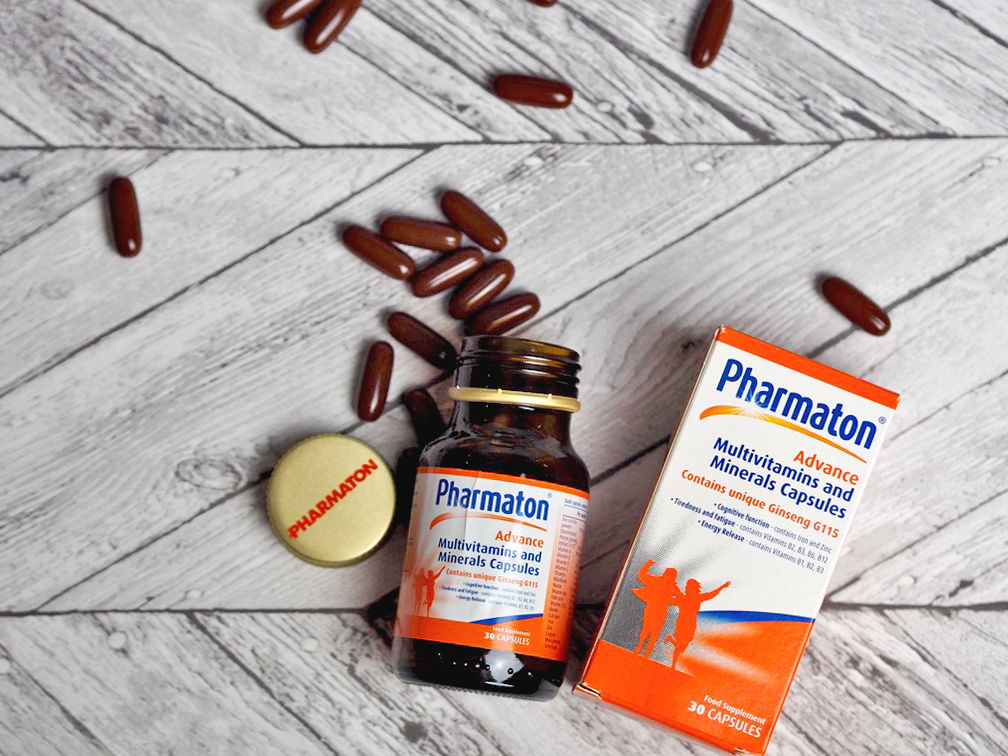 Laura Kate Lucas - Manchester Fashion, Lifestyle and Travel Blogger | Pharmaton Vitamins for Winter Energy
