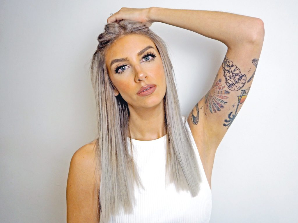 Laura Kate Lucas - Manchester Fashion, Lifestyle and Travel Blogger | Blueberry Bangs Salon Hair Colour