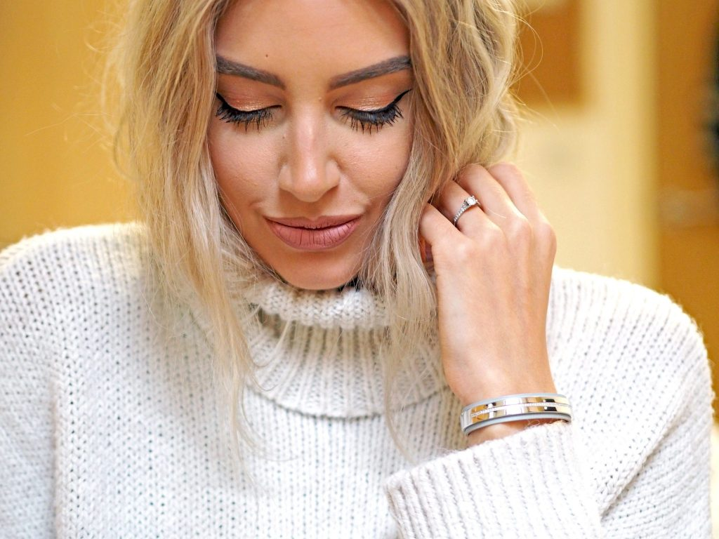 Laura Kate Lucas - Manchester Fashion, Lifestyle and Wedding Blogger | Les Georgette by Altesse Custom Personalised Bracelet - Gift Idea