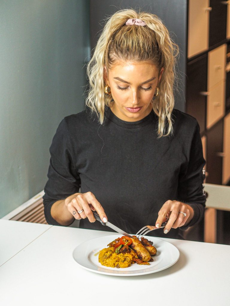 Laura Kate Lucas - Manchester Fashion, Food and Lifestyle Blogger | Schwartz Sausage Casserole