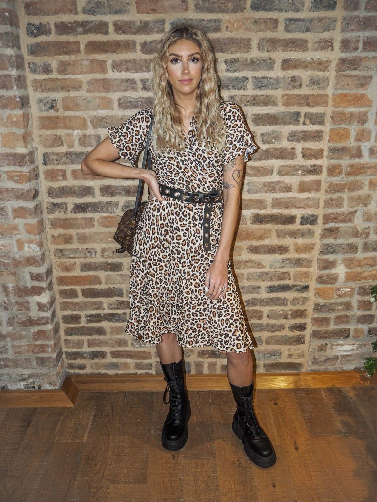 Laura Kate Lucas - Manchester Fashion, Lifestyle and Travel Blogger   Angeleye Leopard Dress