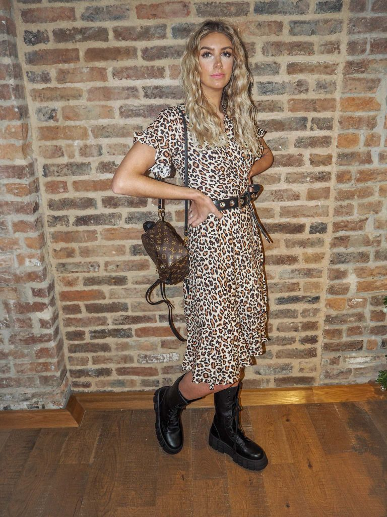 Laura Kate Lucas - Manchester Fashion, Lifestyle and Travel Blogger | Angeleye Leopard Dress