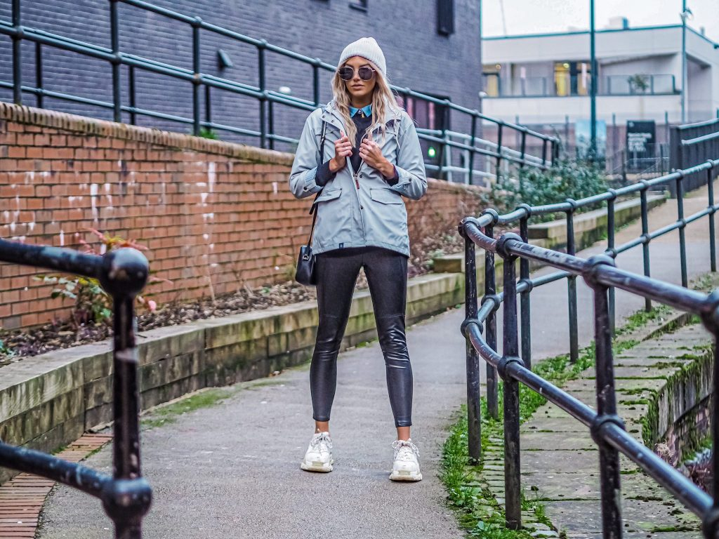 Laura Kate Lucas - Manchester Fashion, Travel and Lifestyle Blogger | Lighthouse Clothing Jackets and Raincoat Style Outfit