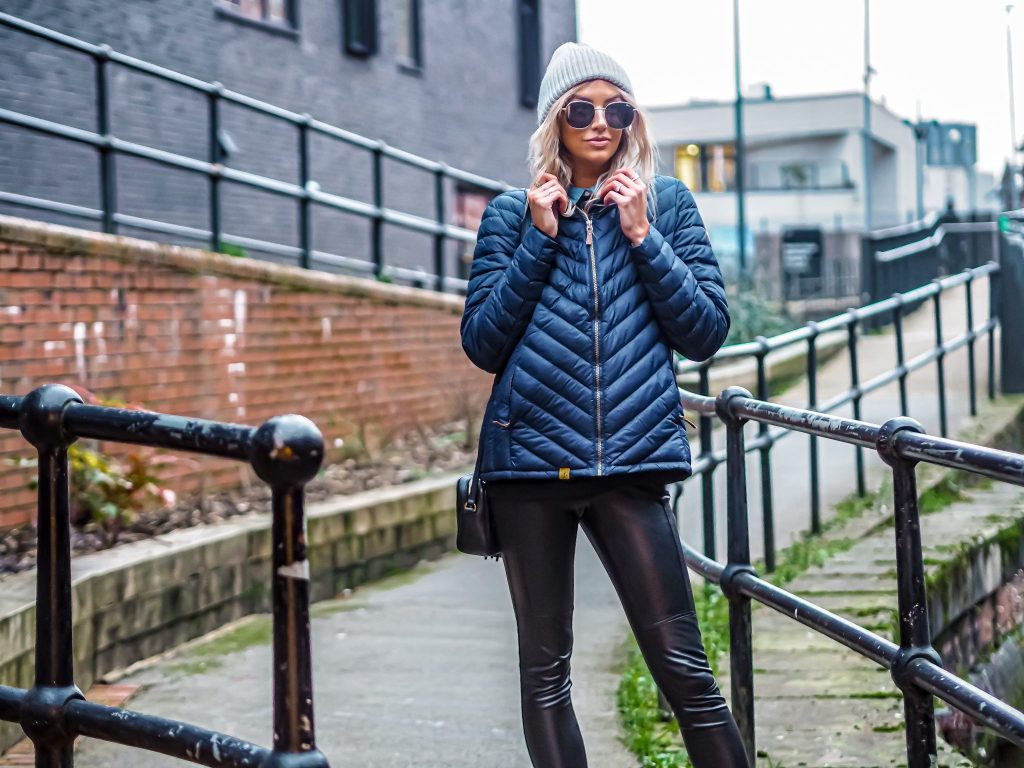 Laura Kate Lucas - aManchester Fashion, Travel and Lifestyle Blogger | Lighthouse Clothing Jackets and Raincoat Style Outfit