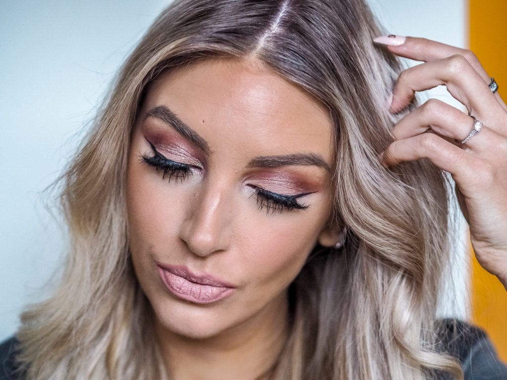 Laura Kate Lucas - Manchester Fashion, Beauty and Lifestyle Blogger | Valentines Makeup Look