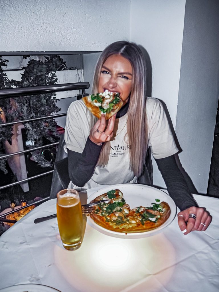 Laura Kate Lucas - Manchester Fashion, Food and Lifestyle Blogger | Croma Pizza Restaurant Review