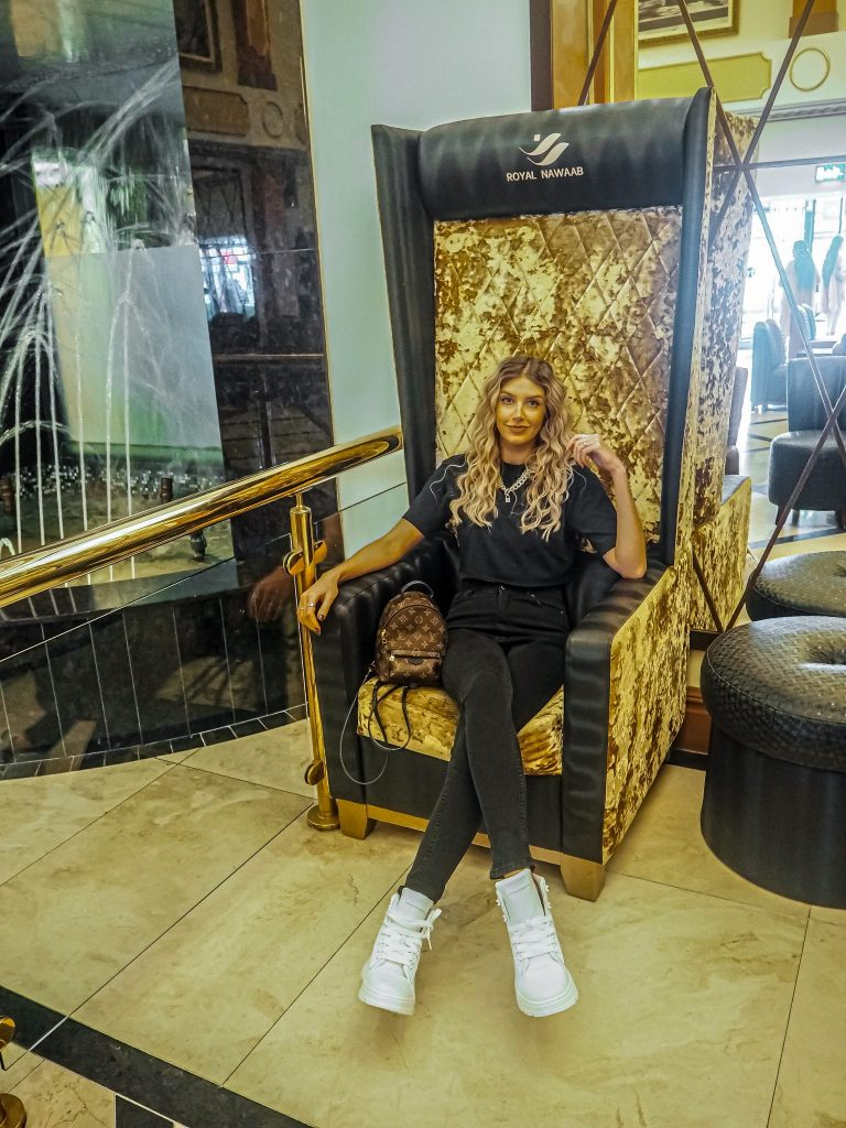 Laura Kate Lucas - Manchester Fashion, Food and Lifestyle Blogger | Royal Nawaab Restaurant Review