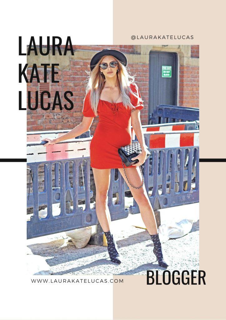Laura Kate Lucas Media Kit