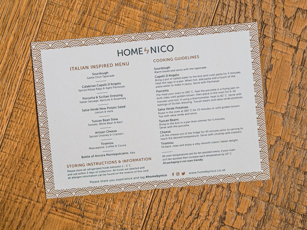 Laura Kate Lucas - Manchester Fashion, Food and Lifestyle Blogger   Six by Nico - Home by Nico Box Review