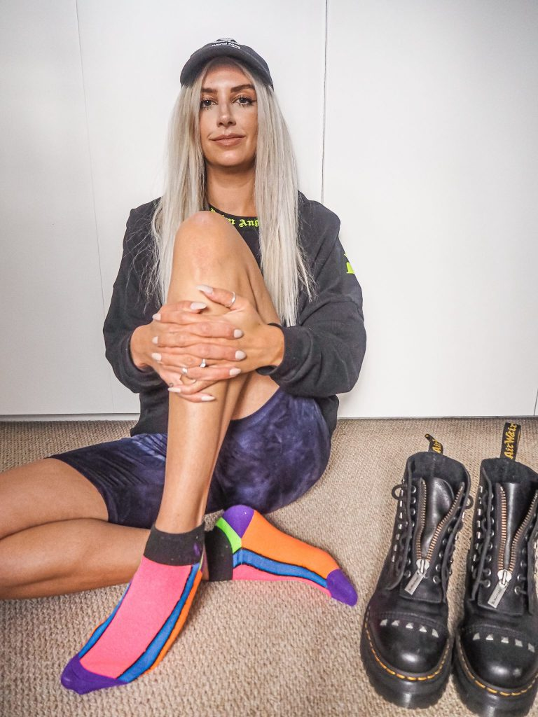 Laura Kate Lucas - Manchester Fashion, Lifestyle and Luxury Blogger   The Sock Shop - Accessorising Outfits with Cute Socks