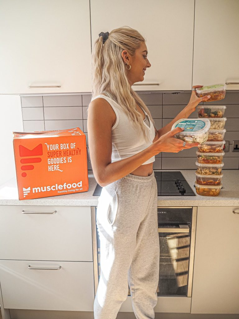 Laura Kate Lucas - Manchester Fashion, Food and Lifestyle Blogger | Musclefood Prepped Pots Review