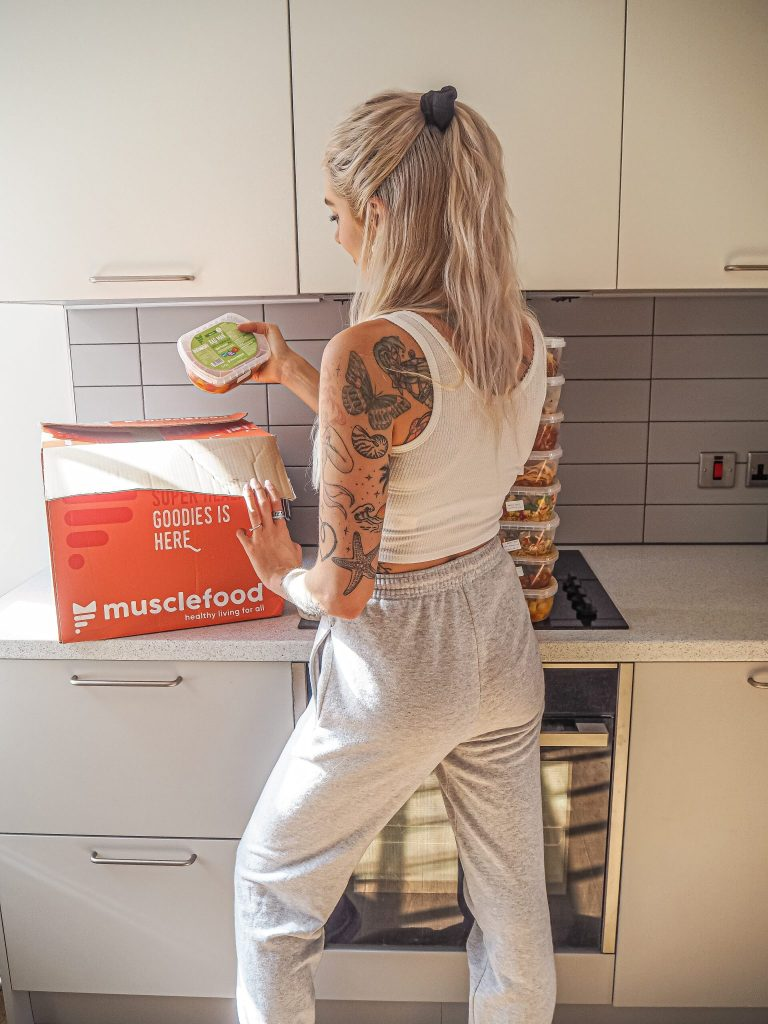 Laura Kate Lucas - Manchester Fashion, Food and Lifestyle Blogger   Musclefood Prepped Pots Review