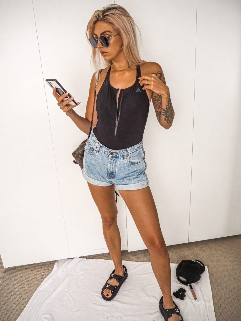 Laura Kate Lucas - Manchester Fashion, Food and Lifestyle Blogger   Swimwear365 Adidas Swimsuit