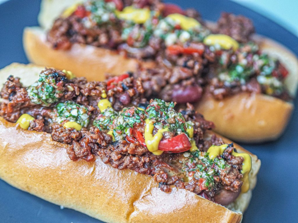 Laura Kate Lucas - Manchester Fashion, Food and Lifestyle Blogger | Ye Olde Oak Hot Dog Recipe