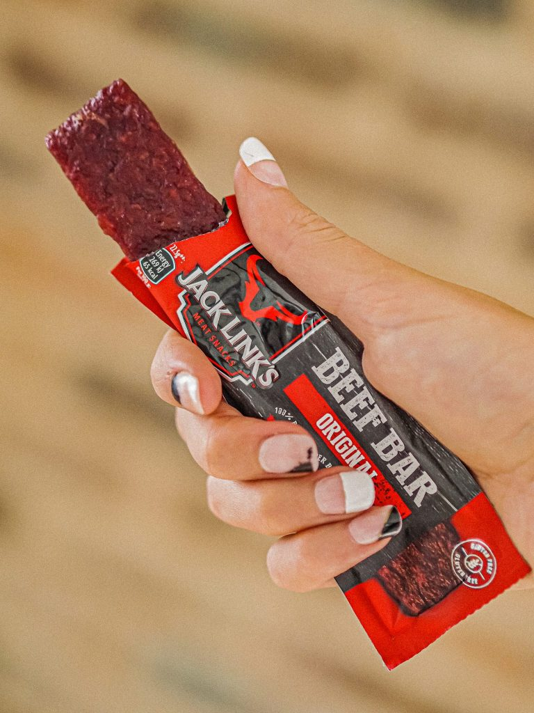 Laura Kate Lucas - Manchester Food, Fashion and Lifestyle Blogger | Jack Link's Beef Bar Jerky Snack and Healthy Recipe Idea