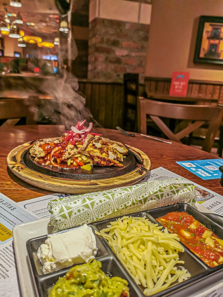 Laura Kate Lucas - Manchester Food, Fashion and Lifestyle Blogger | Printworks Chiquitos Review