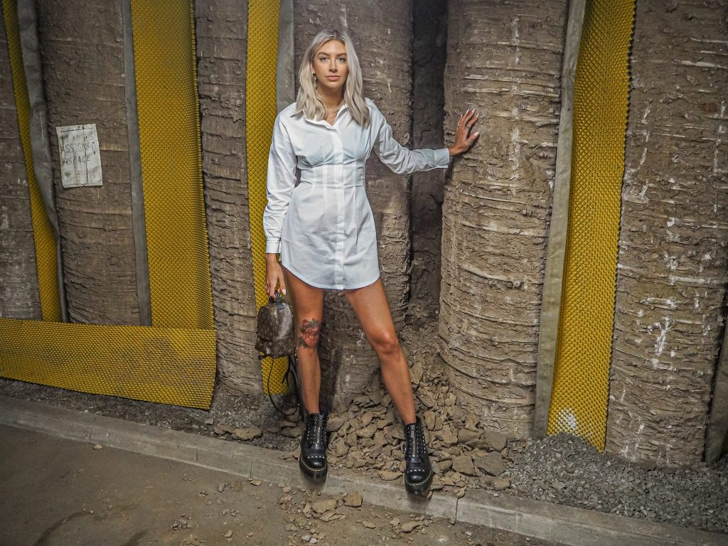 Laura Kate Lucas - Manchester Fashion, Lifestyle and Food Blogger | The Staple White Shirt Dress - Femme Luxe