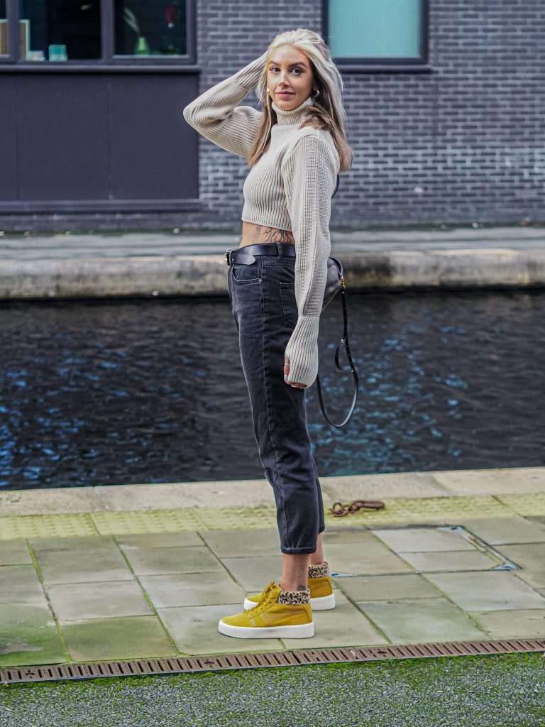 Laura Kate Lucas - Manchester Fashion, Lifestyle and Food Blogger | Gola Classics Womens Baseline Savanna Trainers
